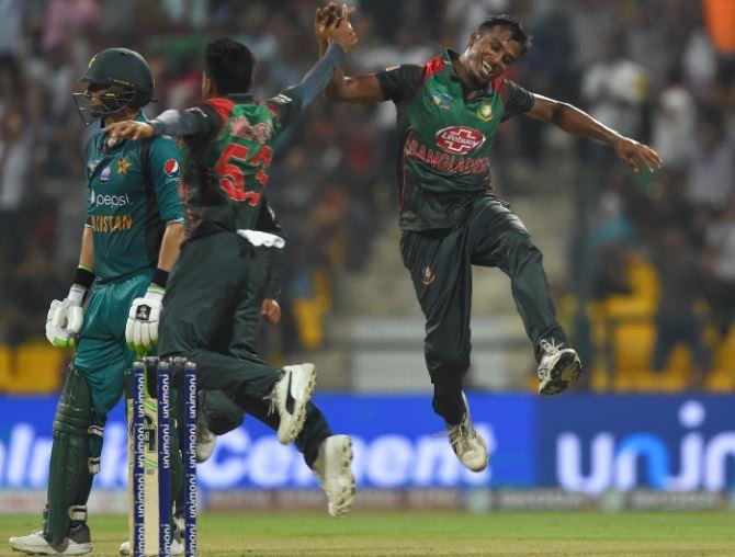 Bangladesh vs Pakistan Asia Cup