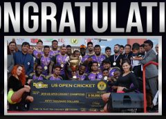 California Bears crowned US Open champions