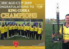 King Cobra rules in Chicago